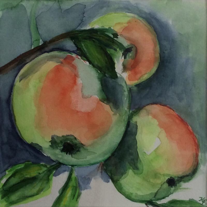 41. An meinem Apfelbaum…