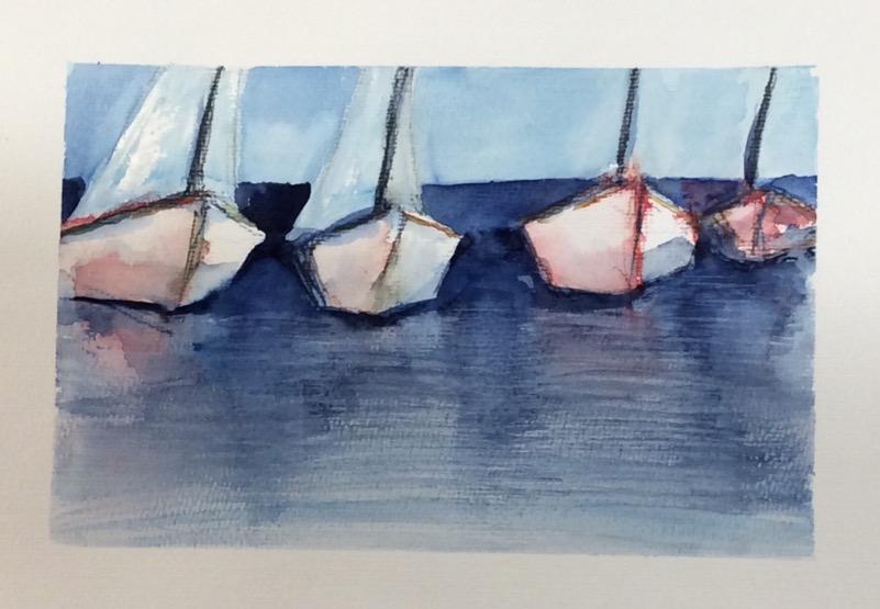 60. Segelboote